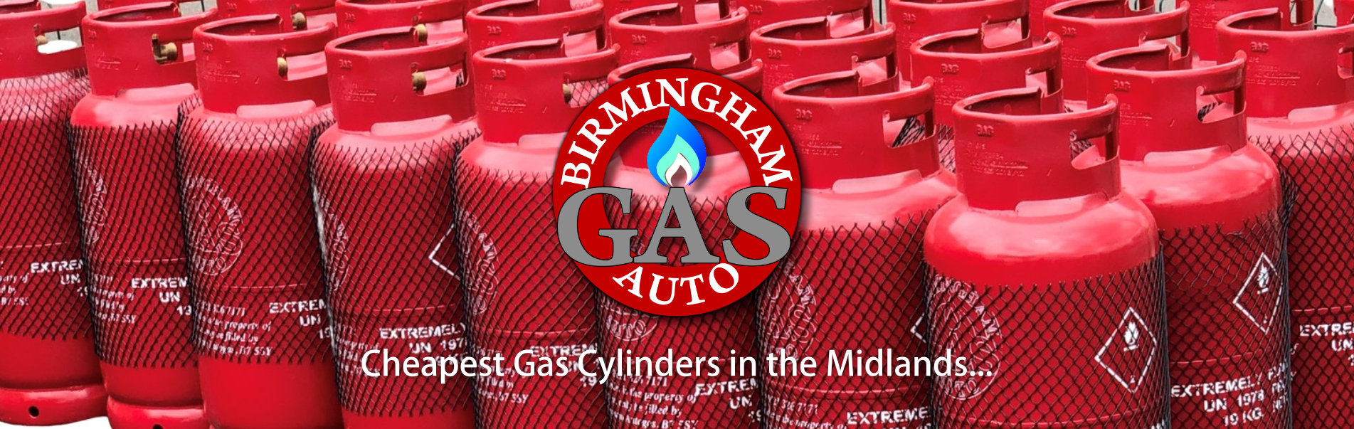Cheapest Gas Cylinders in the Midlands